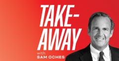 Peter Cancro of Jersey Mike's on Take-Away with Sam Oches