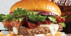 Wendys burger