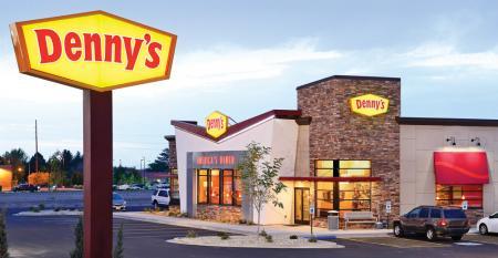 Denny's storefront