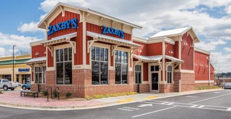 Zaxby's storefront