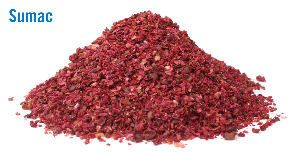Flavor of the Week: Sumac adds Middle Eastern piquancy