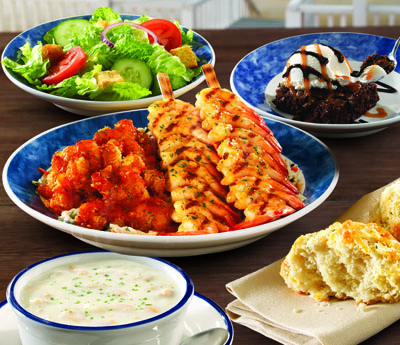 Red Lobster offers $15 four-course meal | Nation's Restaurant News