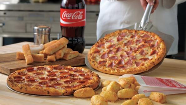 Domino 39 s perfect combo deal targets hispanic customers - Dominos pizza paterna ...