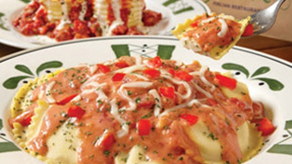 Current Olive Garden Menu: Olive Garden Introduces New Menu Items, Ad Campaign