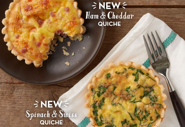 Caribou Coffee Rolls Out Quiche Nation S Restaurant News