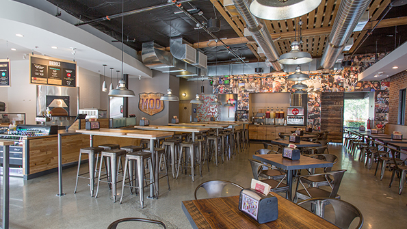 Mod Pizza To Open In Uk With Joint Venture Nations