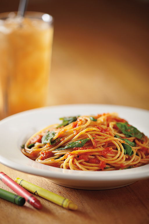 Carrabba's whole grain spaghetti