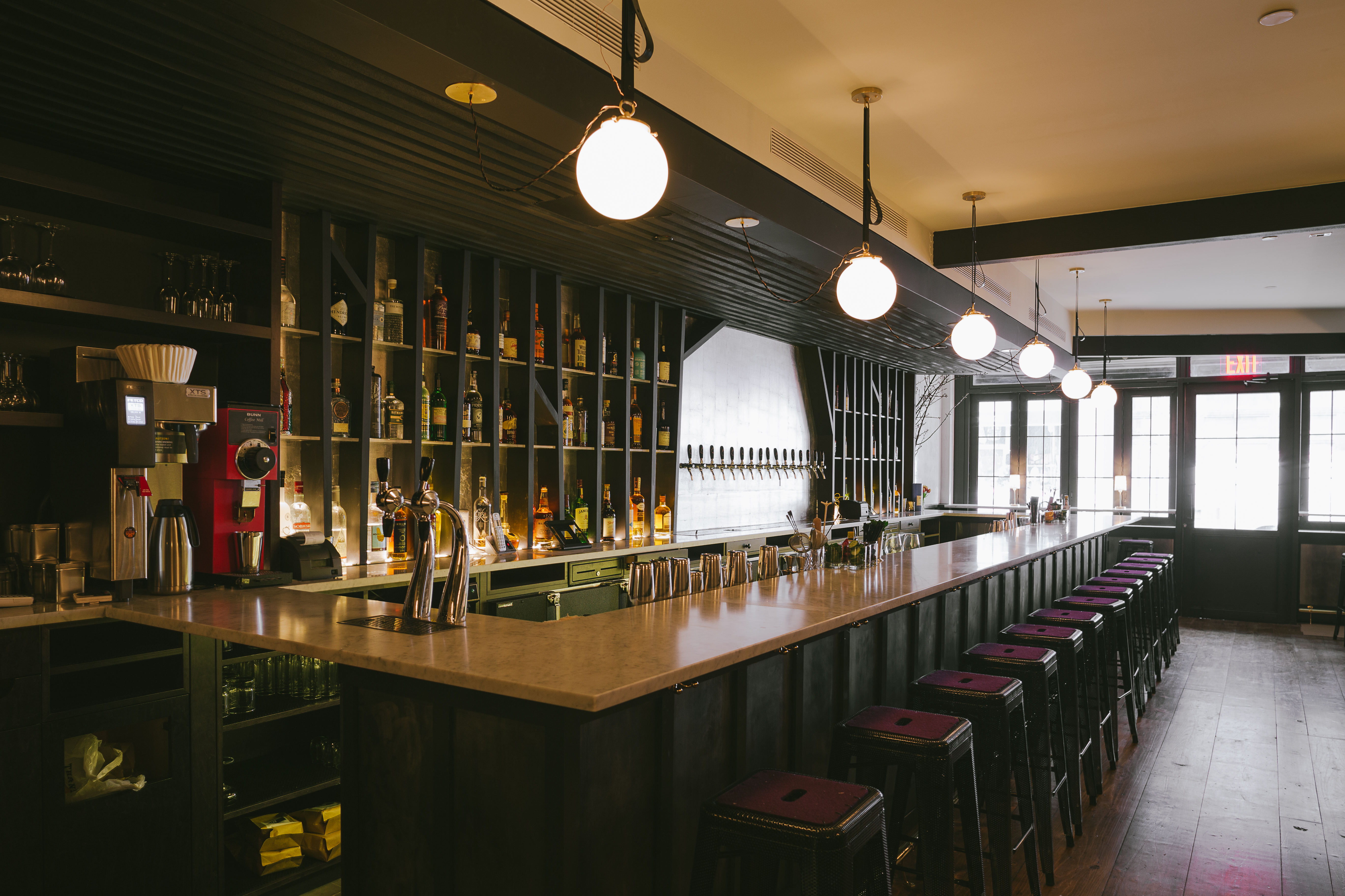 A Good Bar Layout Eases Physical And Financial Pain Nation S Restaurant News