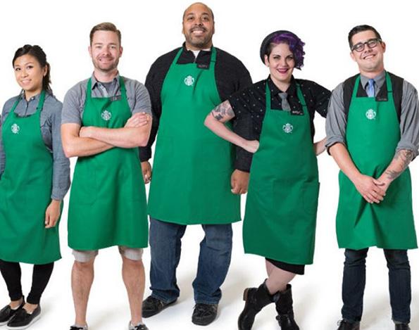 Starbucks dress code lets workers' freak flag fly | Nation's