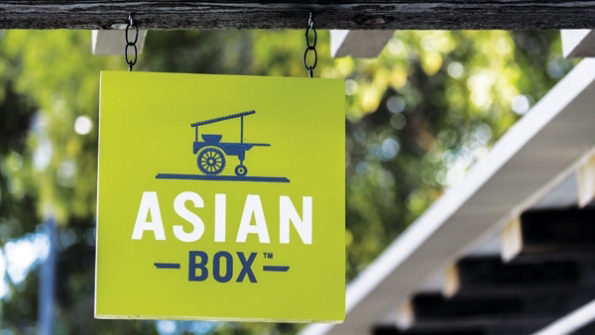 Asian Box was expecting a busy night of delivery.