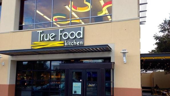 True Food Kitchen Logo inside true food kitchen's updated look