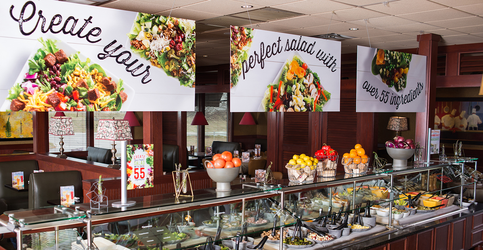 How Ruby Tuesday Upgraded Its Garden Bar Nation S