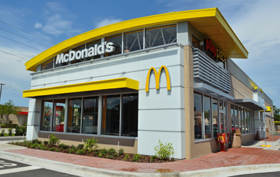 McDonald's to open new restaurants in cities hosting 2018 World Cup