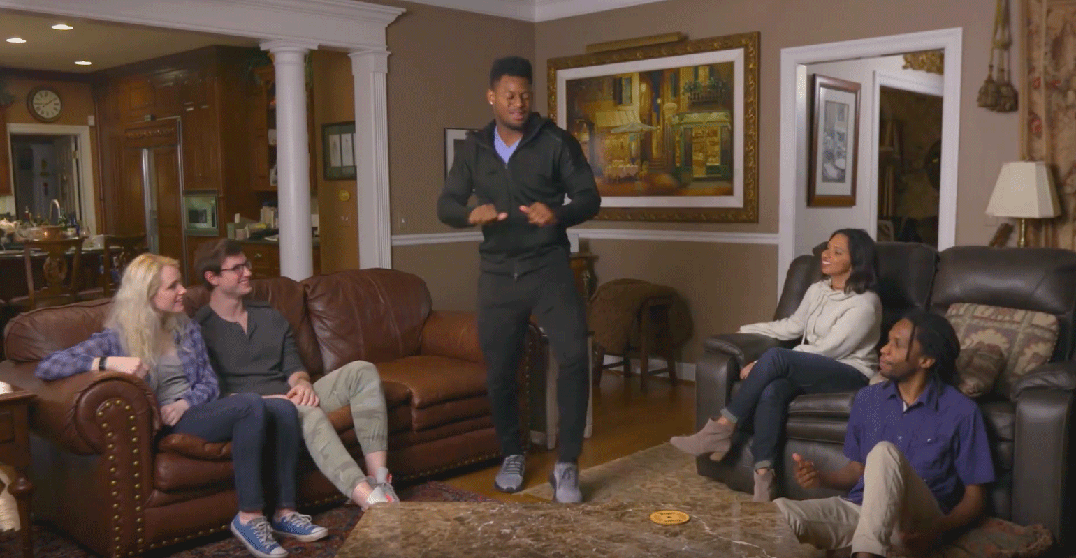 NRN video of the week: JuJu Smith-Schuster gets Pizza Hut fans dancing