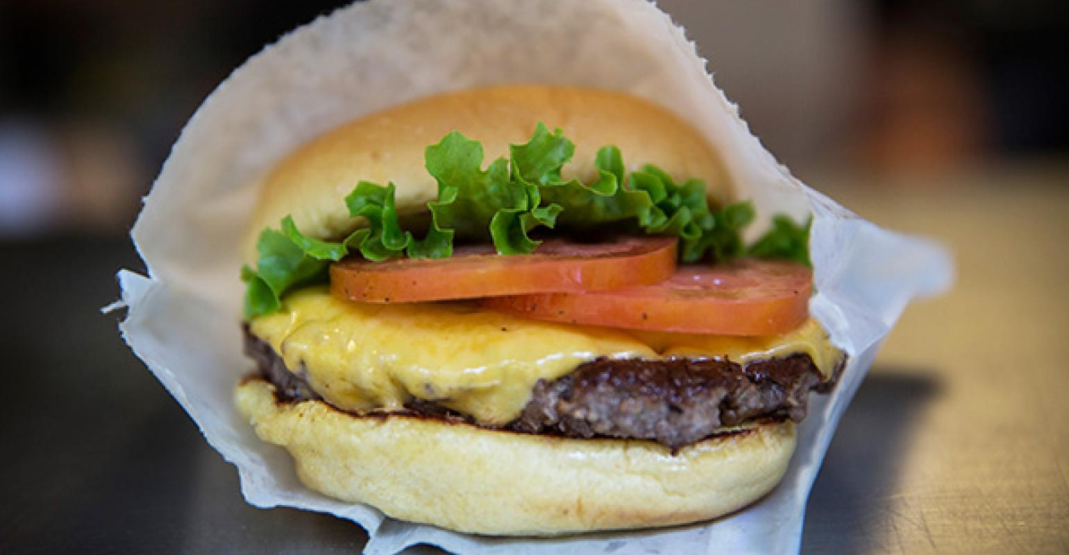 Shake Shack teams with Postmates for burger giveaway
