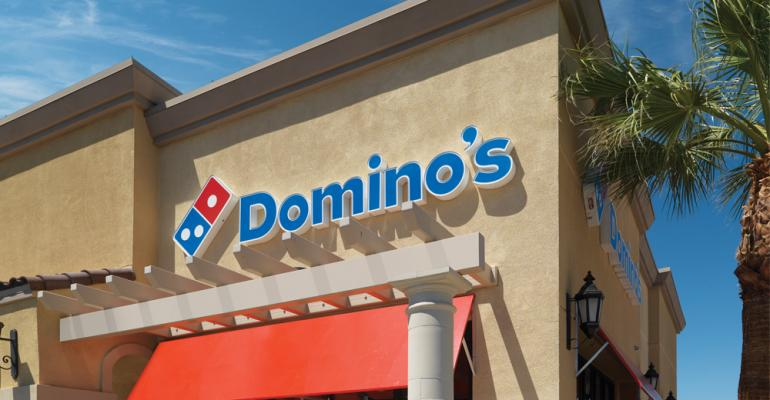 Rise in online orders lifts Domino's Pizza profit