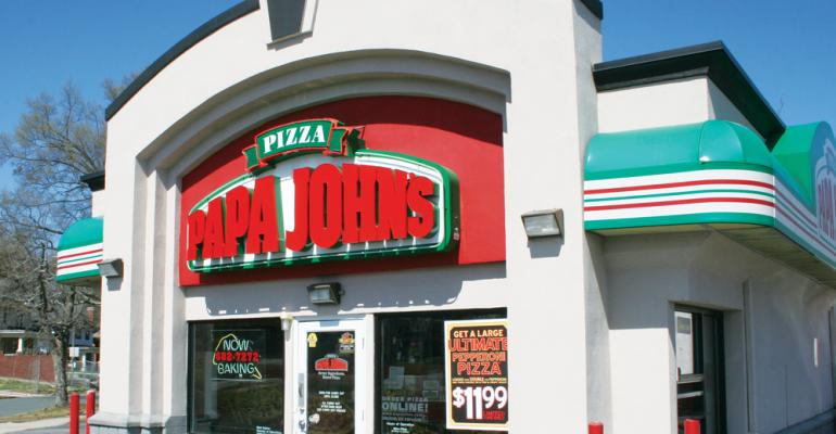 Papa John's is now an e-commerce company