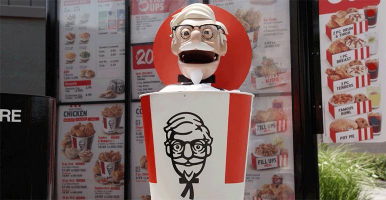 KFC robot Harland