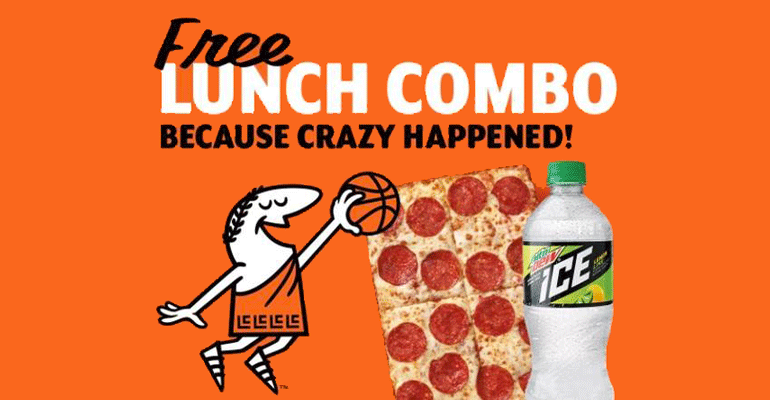 Little Caesars scores traffic spike with 'Crazy' promotion