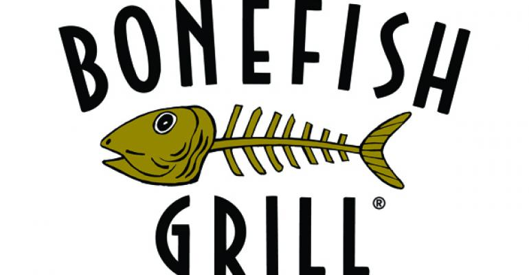 John Cooper of Bonefish Grill named 2012 Operator of the Year