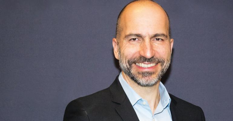 Dara Khosrowshahi Uber Power List 2018