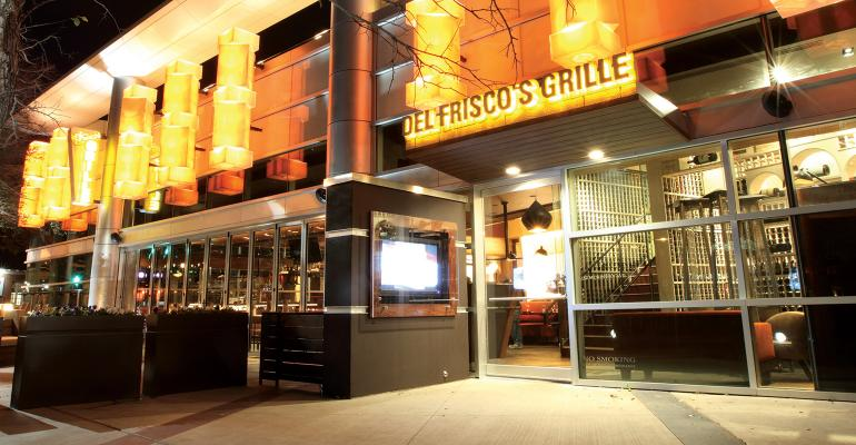 Del Frisco's names Neil Thomson CFO