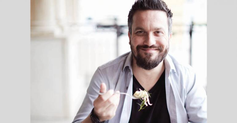2018 Innovator of the Year: Fabio Viviani