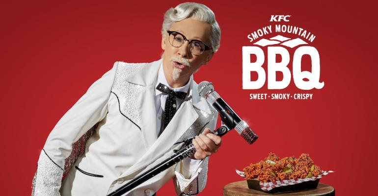 Reba McEntire to be KFC's first female Colonel Sanders