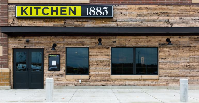 Kroger s culinary efforts seen ramping up in 2018 nation for Kitchen 1883 reviews