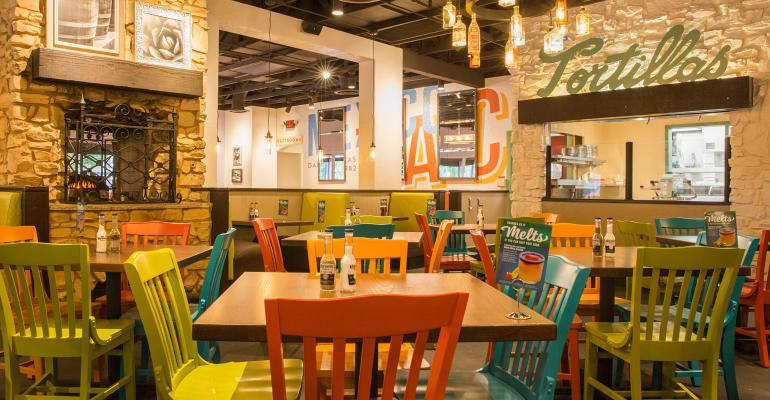 New On the Border CEO outlines brand strengths