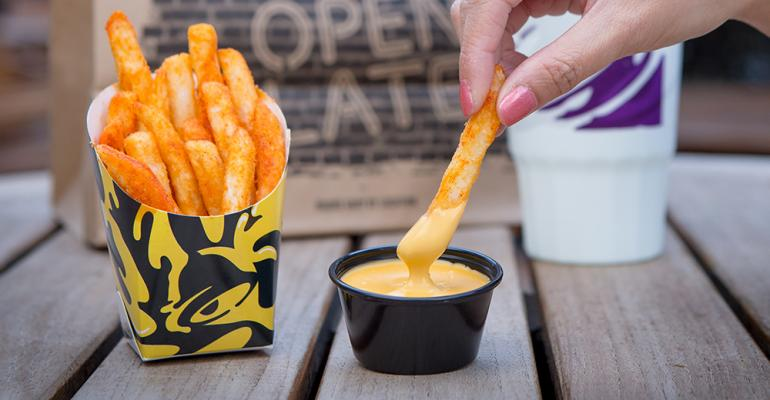 Taco Bell's Adding French Fries To The Menu