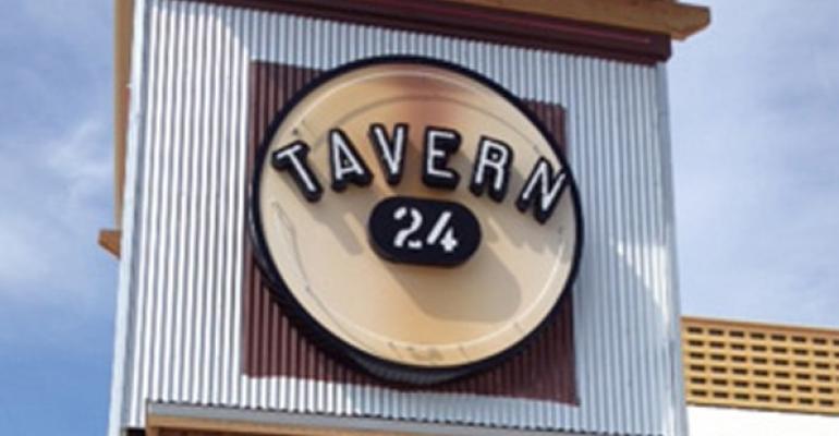 Tavern 24 exterior