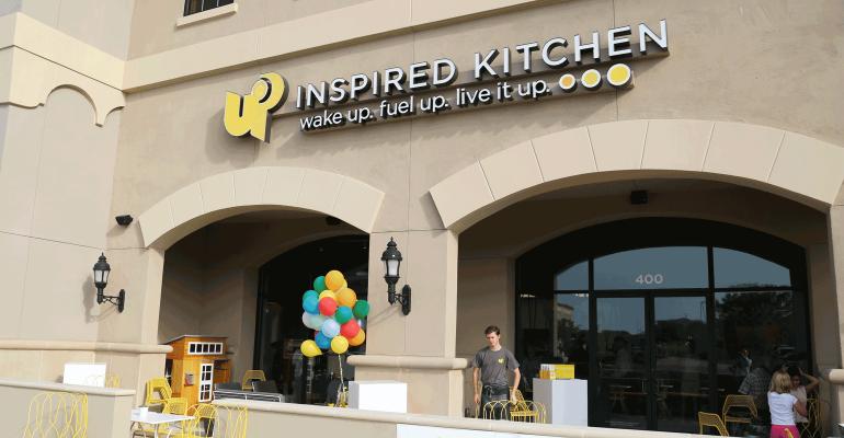 up inspired kitchen