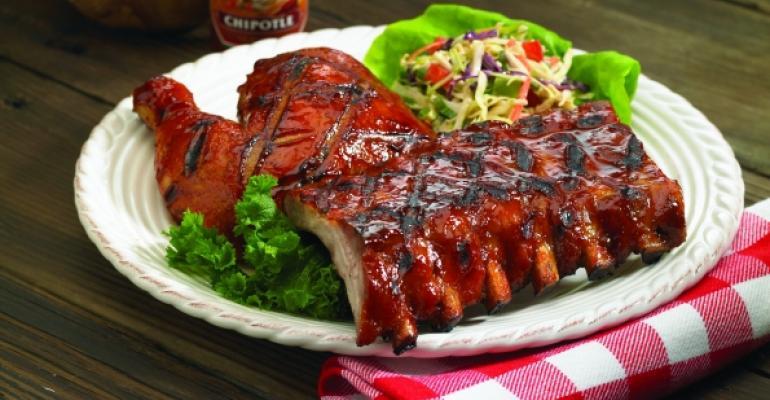 Cholula BBQ Ribs