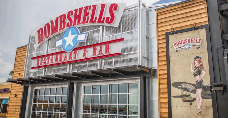 Bombshells Restaurant & Bar
