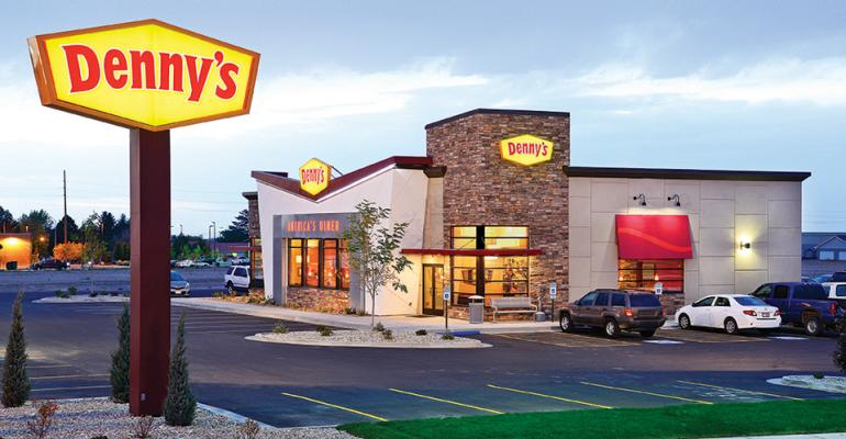 "Denny's sees sales bump with ""On Demand"""