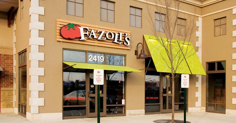 Fazoli's exterior