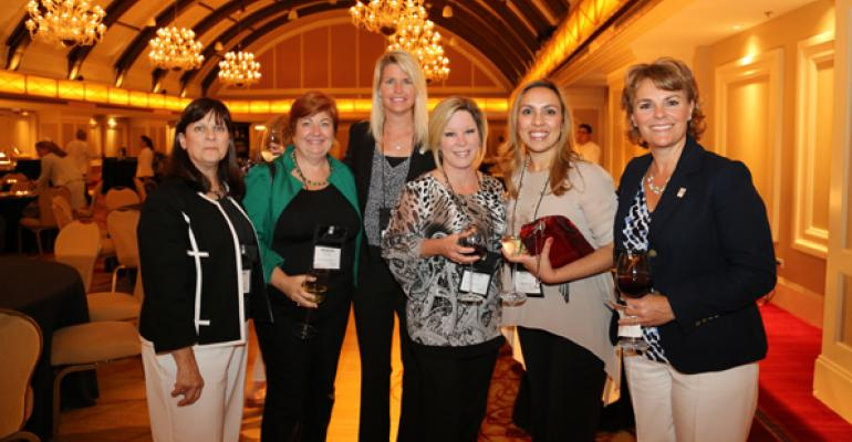Behind the scenes at 2013 WFF Executive Summit