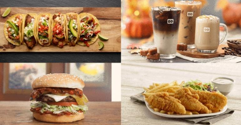 Menu Tracker: New items from Starbucks, Arby's, First Watch, more