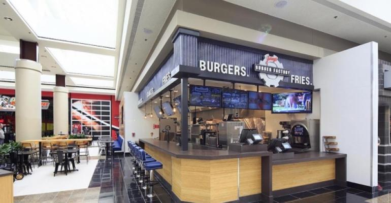 A look inside Johnny Rockets' fast-casual concept