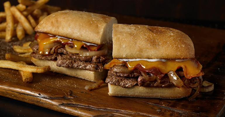 Menu Tracker: New items from Subway, Pinkberry, Outback Steakhouse, more