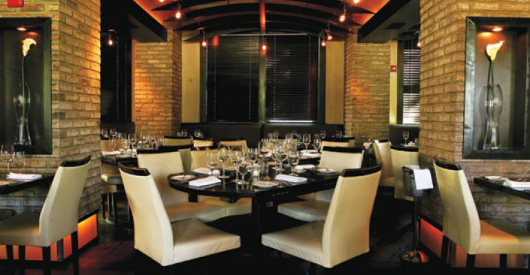Miami Tables: Celebrities and elegance