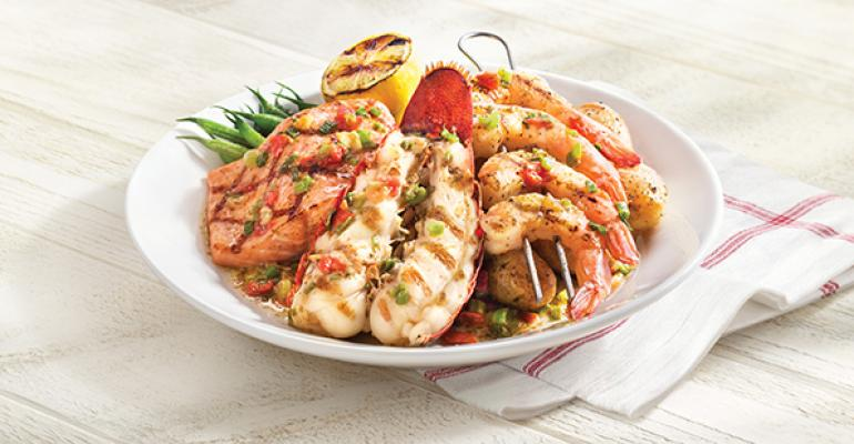 Menu Tracker: New items from Red Lobster, Peet's, Veggie Grill