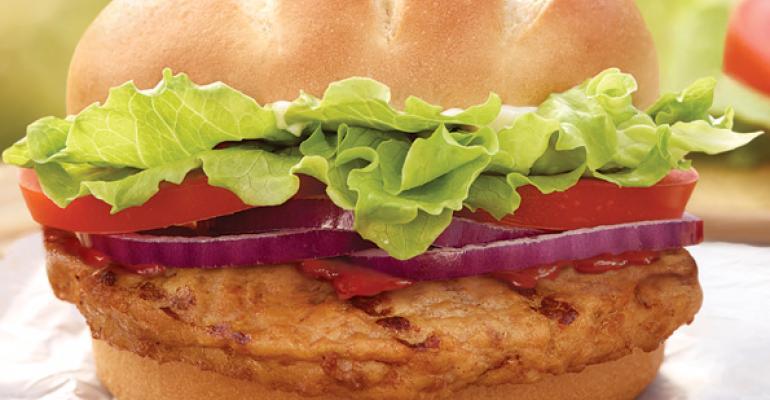 Burger King introduces spring menu
