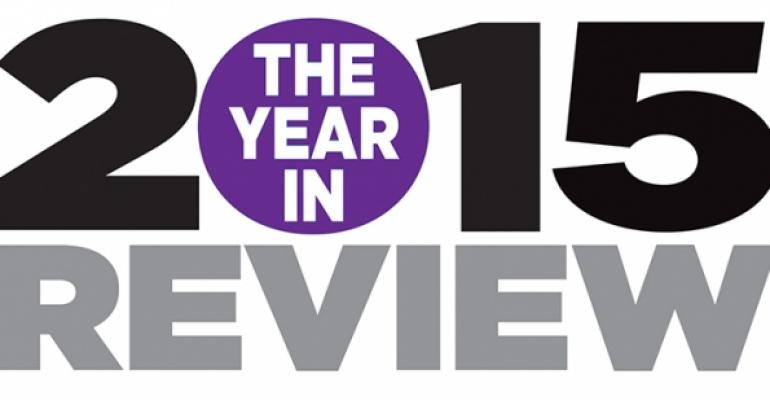 Look back at the most popular stories of 2015
