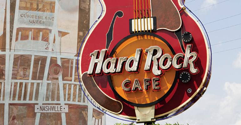 operations management of the hard rock cafe Orlando, fla, aug 30, 2017 /prnewswire/ -- hard rock international announces the promotion of andrew nasskau to vice president of operations development for the brand as the former area.