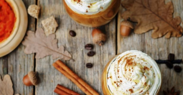 Fall Beverage Trends