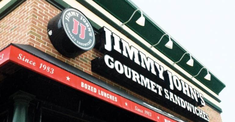 Photo courtesy of Jimmy John39s Gourmet Sandwiches