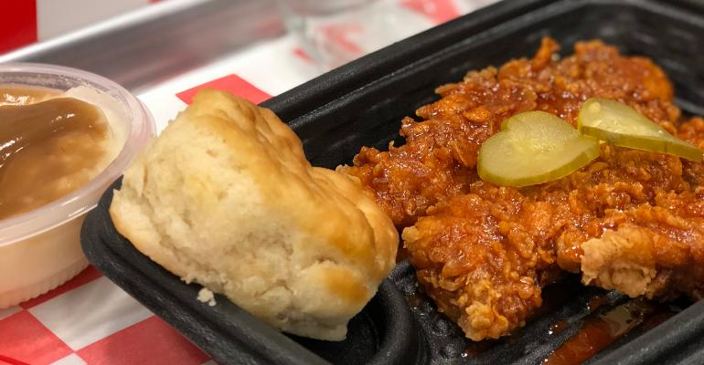 KFC rolls out Smoky Mountain BBQ chicken