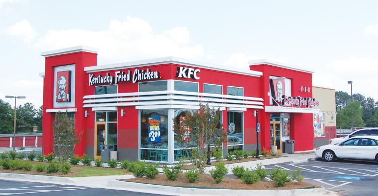 KFC exterior